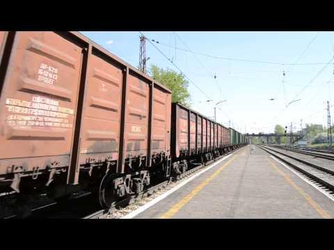 Видео Система электровозов ВЛ11-361/307
