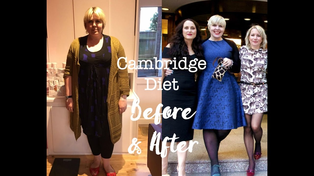 Cambridge Diet Before and After - How I lost almost 5 ...