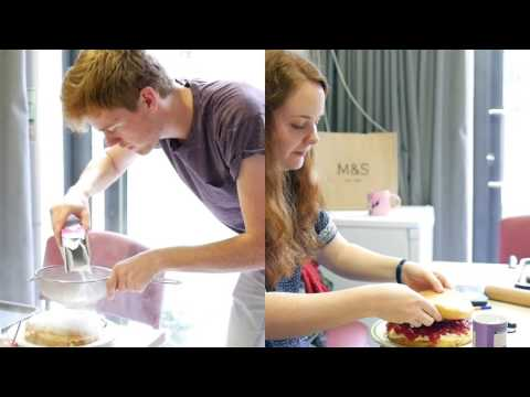 Cam Cake Off: Ep 1