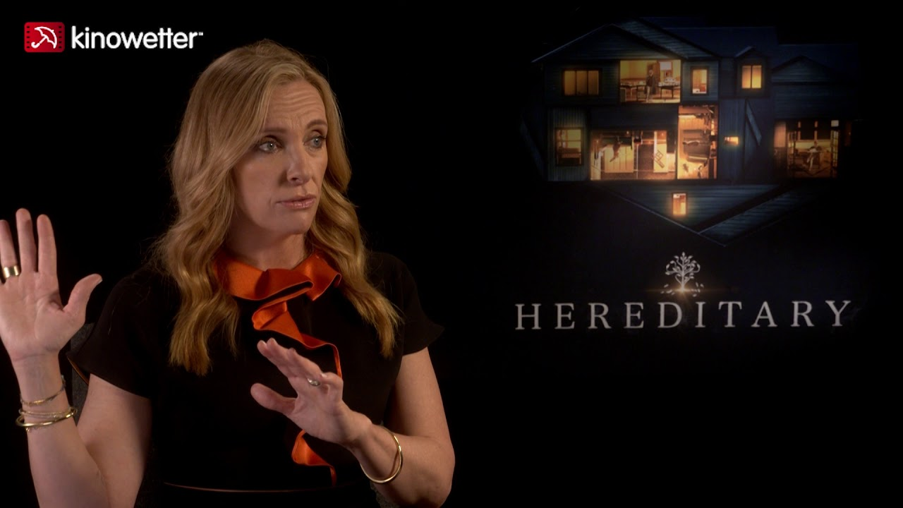 Interview Toni Collette Hereditary Youtube