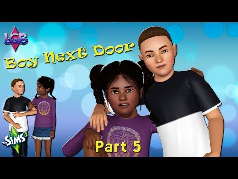 The Sims 3: Boy Next Door Part 5 Affairs Of The Heart