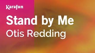 Karaoke Stand By Me - Otis Redding *