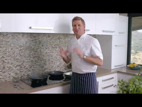 Bosch Benchmark Induction with Chef Curtis Stone