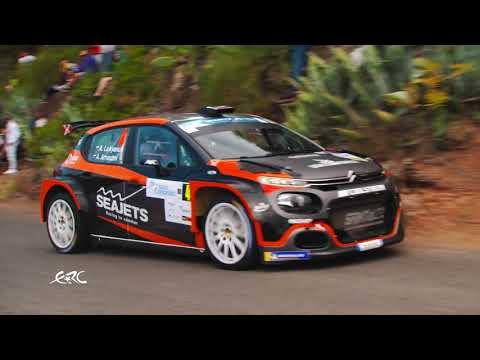 Relive the ERC 2018 - Rally Islas Canarias from YouTube · Duration:  43 minutes 22 seconds