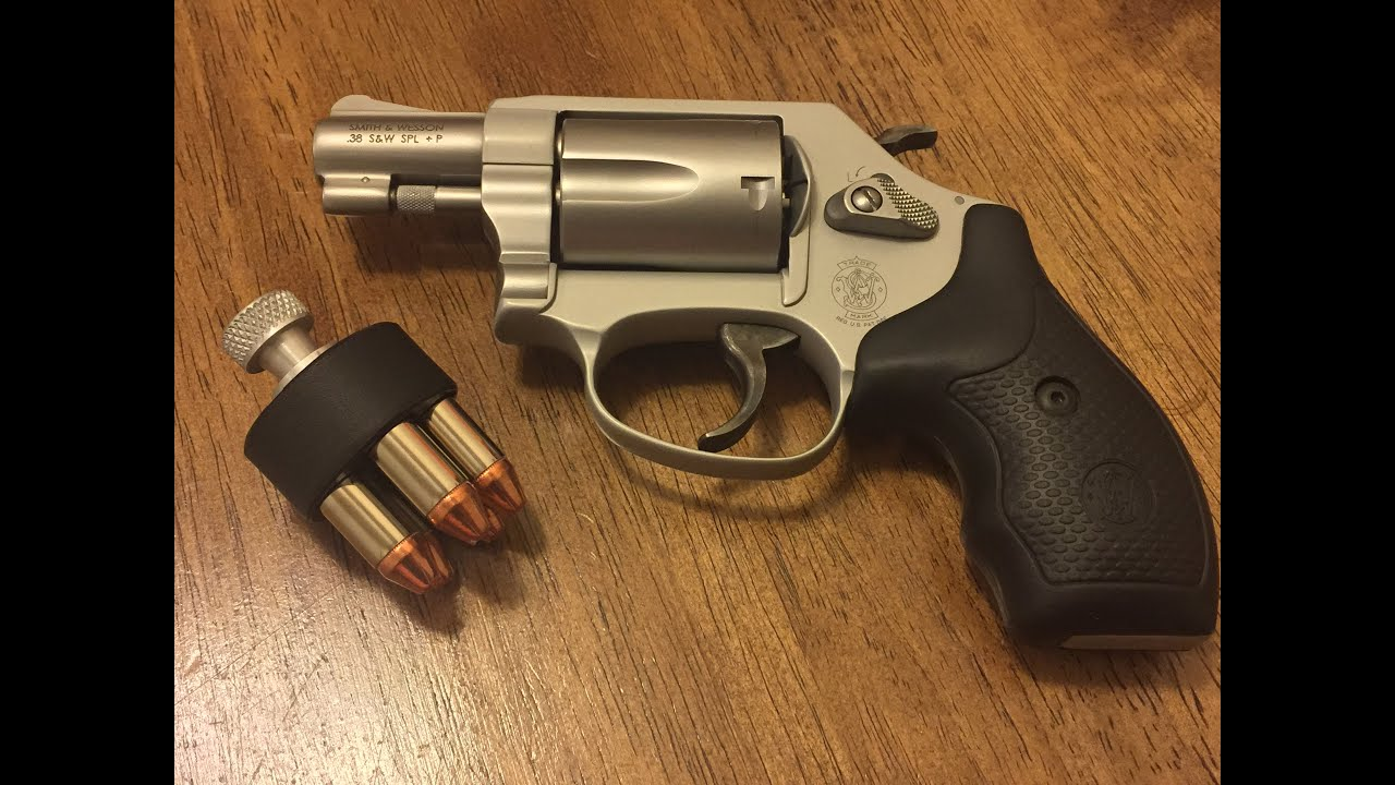 Smith and Wesson Model 637 Airweight Review