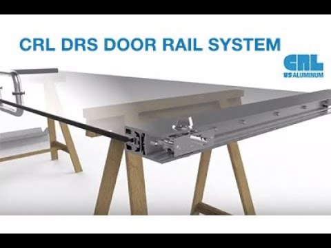 CRL DRS Door Rail System