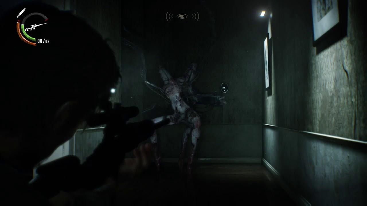 The Evil Within 2 Obscura: Ch. 7 Obscura Kill