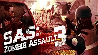 SAS Zombie Assault 3 - Mobile Madness Monday - Android / iPhone / iPad Gameplay