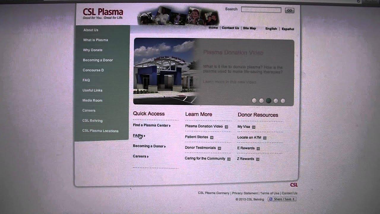 Csl Plasma Locations