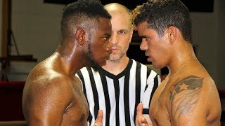 JOSHUA SUAREZ vs TYRELL JEFFERSON | FULL FIGHT!