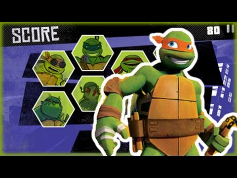 TMNT Battle For New York – Nickelodeon Games