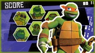 TMNT Battle For New York - Nickelodeon Games