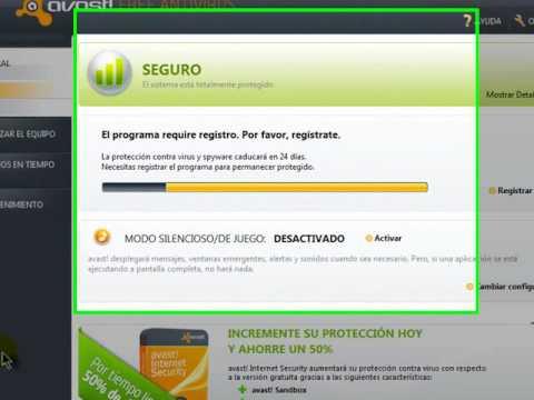 instalar avast antivirus gratis en español