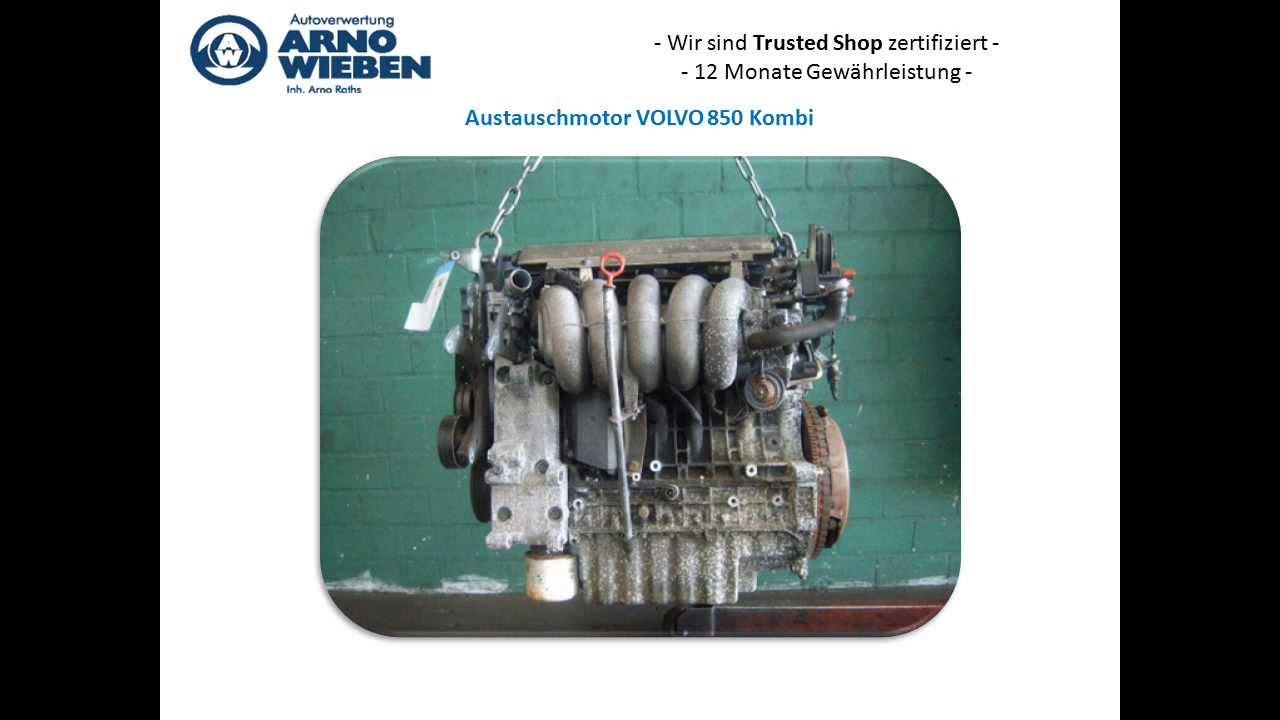 Austauschmotor VOLVO 850 Kombi