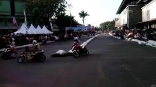 Race Matic kelas FFA @singa perbangsa karawang