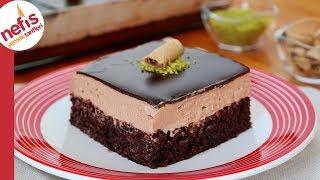 Diyet gitti! 🙈😝 Ağızda eriyen öyle bir pasta yaptık ki ağlamak istiyorum 🤣