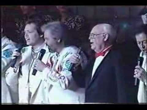 Father Osmond Sings White Christmas