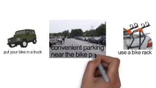 Zize Bikes Takes You on Bike Paths