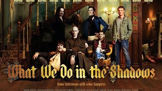 Movie Menu Spotlight: What We Do In The Shadows