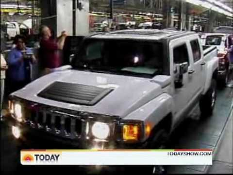 Last 2 Hummers To Ever Be Made Youtube