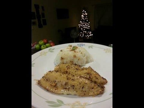 How To: Baked Sesame Tilapia