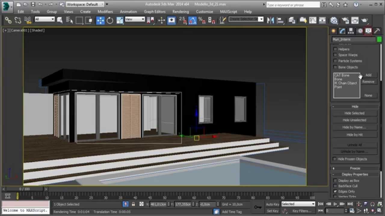 Corso mental ray iray for ds max materiali arch design youtube