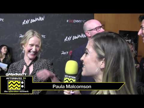 Paula Malcomson At The Ray Donovan PreSeason 5 Red Carpet 2017