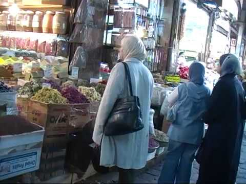 La Syrie avant la guerre. Damas, Alep, Tadmor, Palmyre, deir ez zor, Apamée, Hama, Bosra
