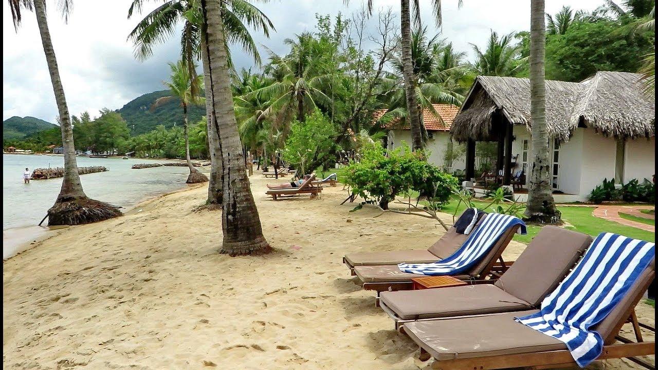 Peppercorn Beach Resort Phu Quoc Impressions Vlog 01 Travel Video