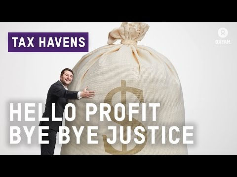 The A-Z of Tax havens part 2 | Oxfam GB