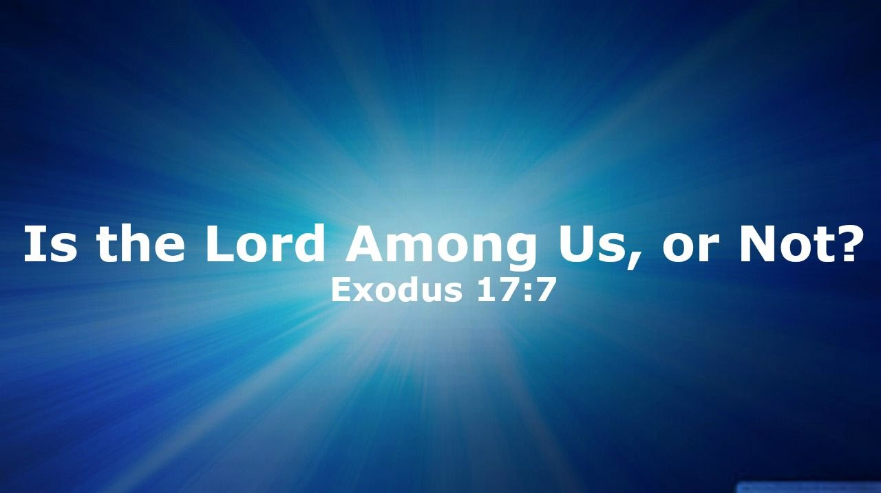 Image result for Exodus 17:7
