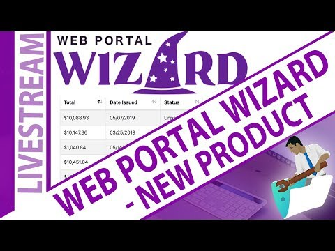 Web Portal Wizard - Publicly Accessible Web Reporting From FileMaker