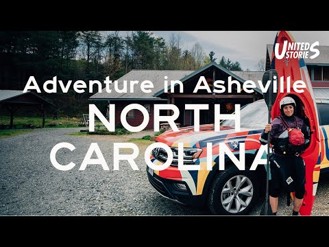 Adventure In Asheville, North Carolina