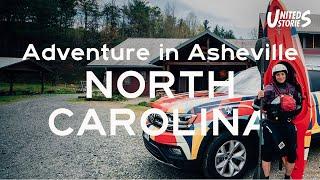 Adventure in Asheville