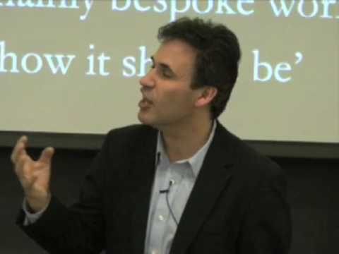 """Richard Susskind on """"The End of Lawyers?"""""""