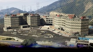 [GTA V] Aanslag op het NOOSE Hoofdkwartier (GTA5)