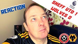 Cl Hopes Slain Sheff Utd 1-0 Wolves Reaction