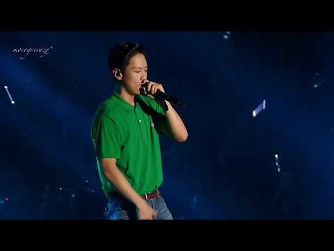 "2017.09.22 Brandnew wold Seoul  ""ONE SUN""  한해"