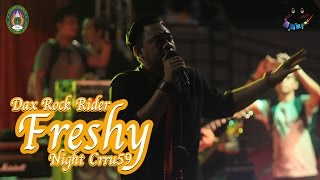 CRRU FRESHY NIGHT 2016 | กลับตัวกลับใจ - Dax Rock Rider [Official Video]