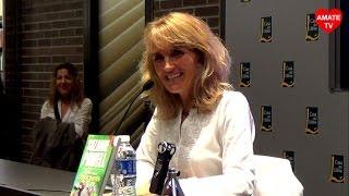 Suzanne Powell - Reinventa tu vida, empezando por la alimentación - Barcelona 08-11-14 AmateTV