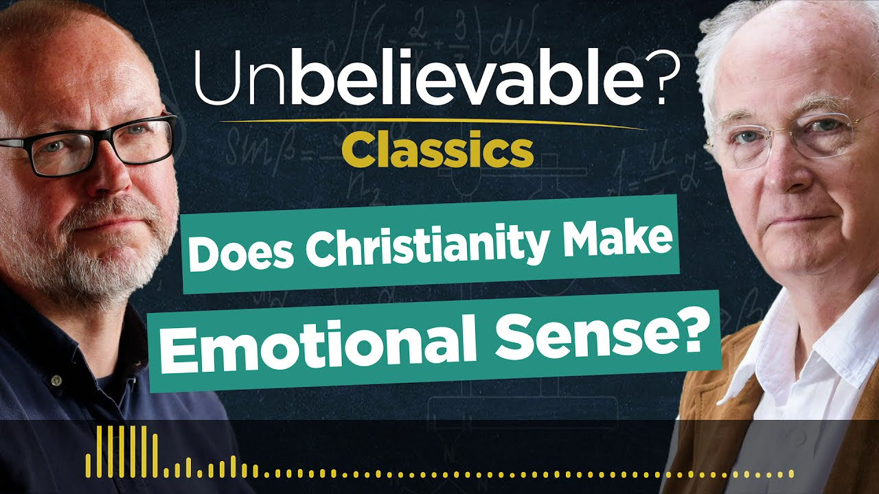 Francis Spufford & Philip Pullman: Does Christianity makes surprising emotional sense?