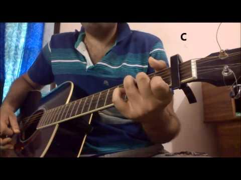 Iss Qadar Pyar Hai Guitar Lesson   Ankit Tiwari   Bhaag Johnny