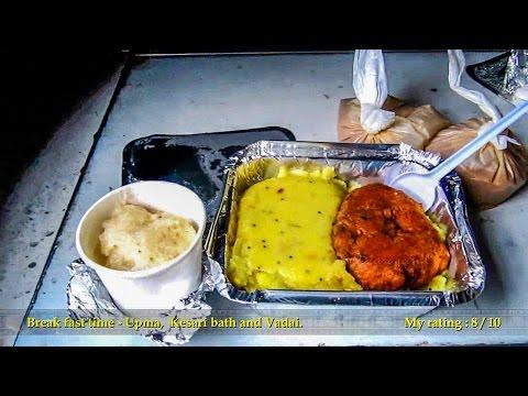 Karnataka Express Journey - Agra to Bangalore 1 : Indian Railways