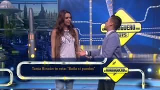 ¡Tania Rincón baila así!