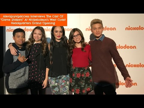 Game Shakers Cast Spill On Something Fans Don't Know About Them - Interview With Alexisjoyvipaccess