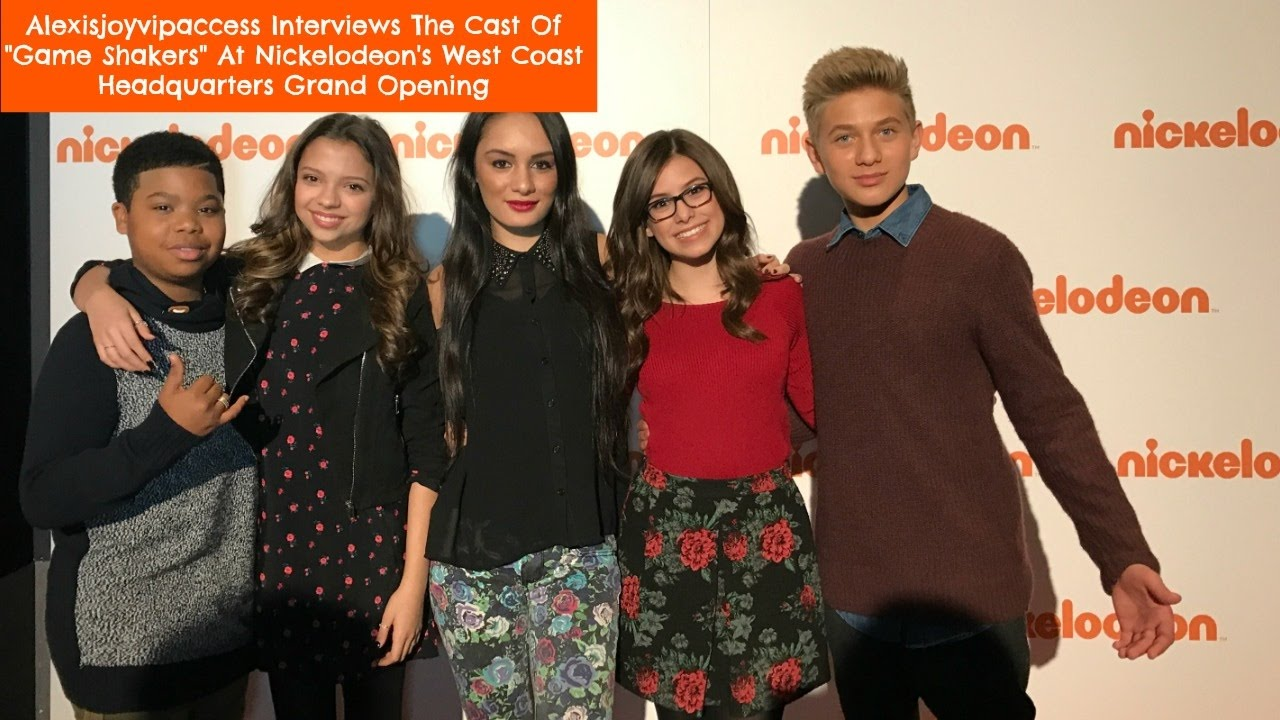Game Shakers Cast Spill On Something Fans Don't Know About Them – Interview With Alexisjoyvipaccess