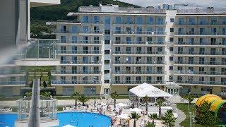 Сочі парк готель 3*, стандартний 2-місний номер, колишній Azimut Hotel Sochi