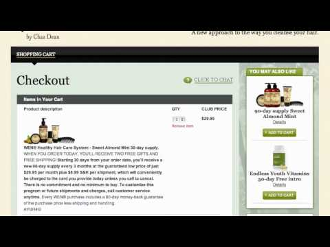 Wen Coupon Code 2013 - How To Use Promo Codes And Coupons For WenHaircare.com