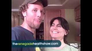 Raw Food Recipe Chocolate Peppermint Milkshake #487