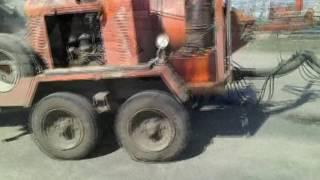 Как проводится гарантийный ремонт дороги в д. Погост